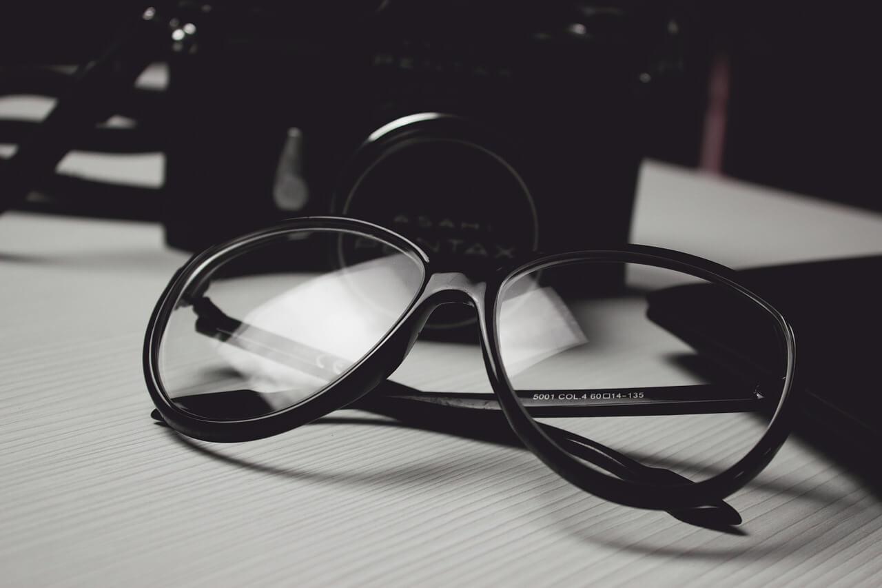 セルロイド眼鏡